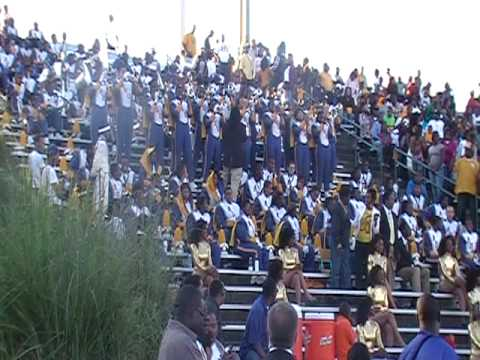 Albany State S Phi D fanfare 2 at fountain city classic