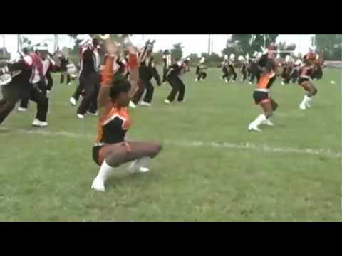 Muskegon Heights Marching Band