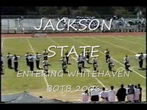 JACKSON ST MARCHING IN WHITEHAVEN BOTB 2006