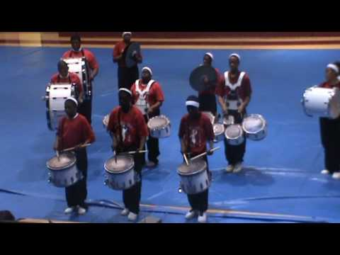 Jack Robey JR High Drumline 2010