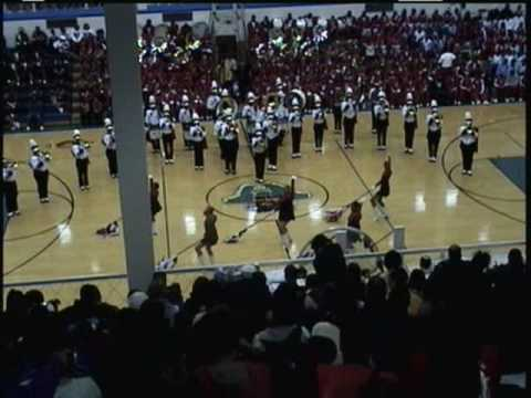 Shaw H.S Band Its a Crime by Sade 06