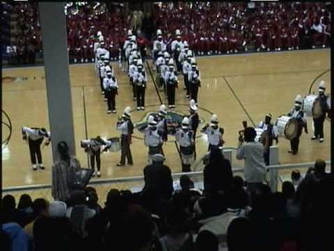 Shaw(Ohio) Percussion line 06