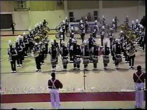 PINE BLUFF HIGH SHOW AT  WEST HELENA BOTB 2005