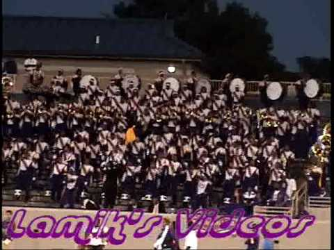 "Miles College ""Neck"" vs. Albany St. 2006"