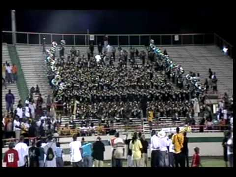 "Alabama State 2008 ""Take a Bow"" @ FAMU"