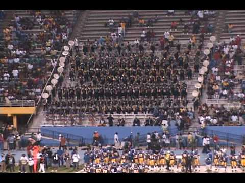 "Southern University vs. Tennessee State ""Rich Off C.... """