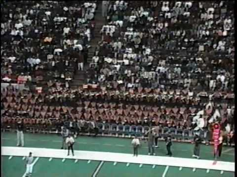 Alcorn Vs. Howard  1995 Trombone Battle (Circle City Classic)