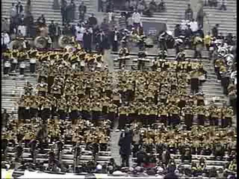 "Alabama State 2005 - ""Can't Hide Love"""