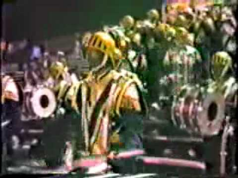 St. Aug Marching 100