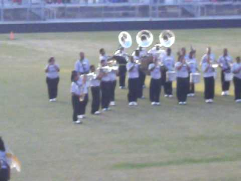 """""""The Lady in My Life""""- Morris Brown College Marching Wolverines Band"""