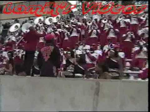 "CAU ""Looney Tunes"" 2001 Homecoming"
