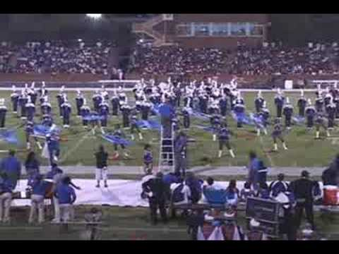 "Hampton University Marching Band ""Take You Down"" 2008"