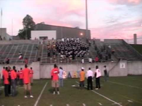 Alcorn vs Langston 2010 5th rd 3