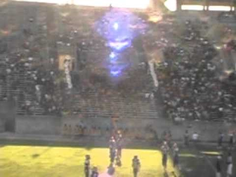 Alcorn 'Baby' vs Langston 2010