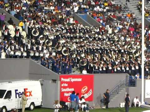 Tennessee State - The Show vs Jackson ST 2010