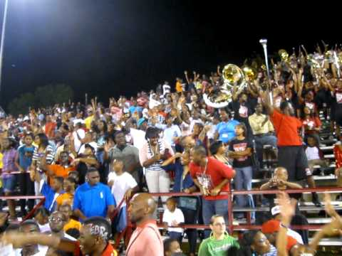 Pine Bluff High - All I Do Is WIN 2010