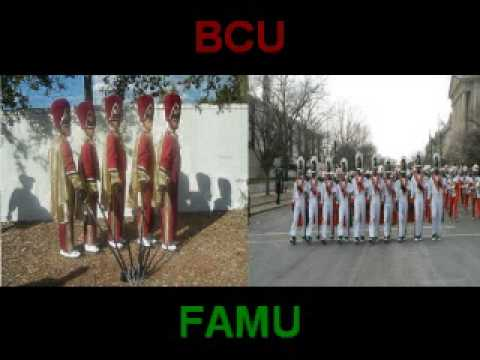 FAMU - S.O.S. Ft. BCU - Let's Go Wildcats