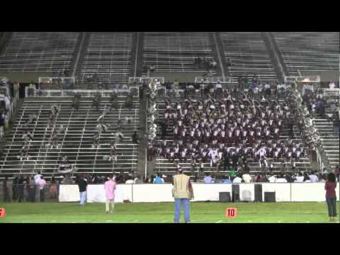 AAMU vs Central State University 2010 - Fifth Quarter pt 1
