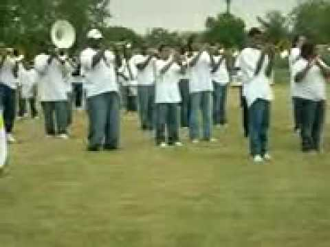 Rich East Marching Band 2009 - Neck