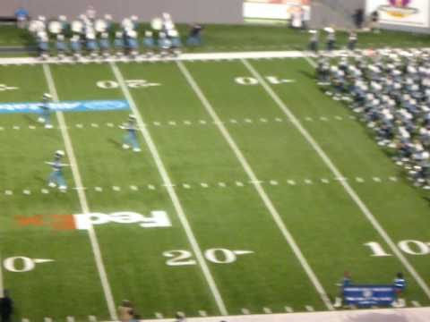 JACKSON STATE HALFTIME SOUTHERN HERITAGE CLASSIC 2010