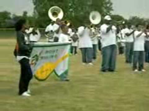 Rich East Marching Band 2009 - Can You Feel it