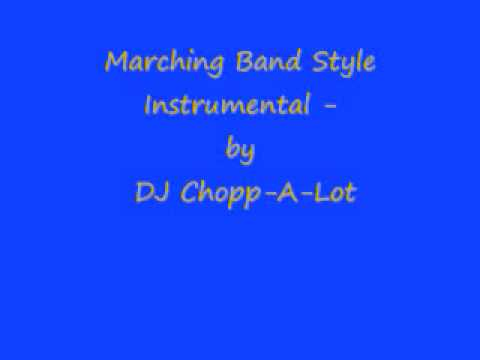 Marching Band Style Type - Instrumental