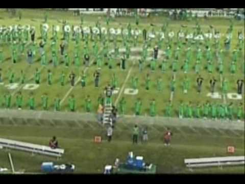 """THE INCOMPARABLE MARCHING 100 """"SIMPLY THE BEST"""""""