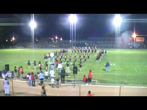 Baker High School Band 2010