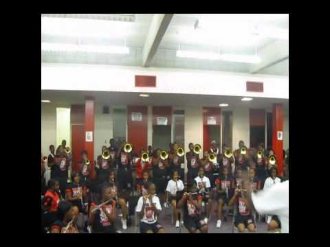 PINE BLUFF HIGH VS WHITEHAVEN - THIS WAY 2010