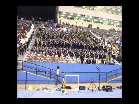 SOUTHERN FIND YOUR LOVE VS UAPB  2010