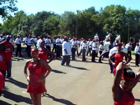 G.W. CARVER HIGH SCHOOL  BAND V.S. A.H. PARKER HIGH SCHOOL BAND