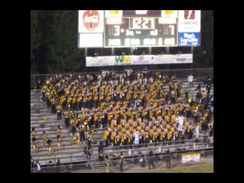 UAPB - HARD IN THE PAINT AT PV GAME 2010