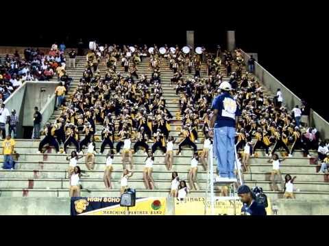 Swag On Swd Divas-Feat-Swd Marching Band 2010  HD