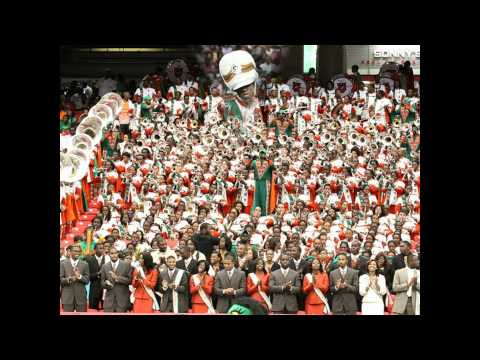 THE NAPPY HEADZ FT. THE FAMU MARCHING 100