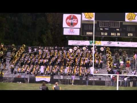 AAMU vs UAPB 2010 - Fifth Quarter part 1