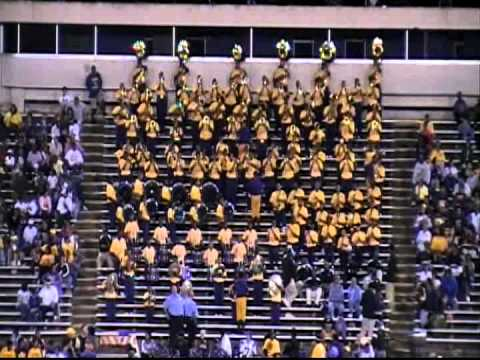 """St. Aug Playing """"Lord You Are Good"""" vs Shaw  2010"""