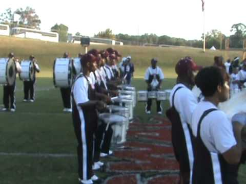 Texas Southern University Drumline Destroys Alcorn