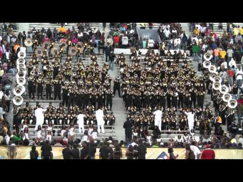 AAMU vs ASU Magic City Classic 2010 - Fifth Quarter Part 1