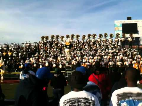 NSU Spartan Legion - Behold Fanfare vs Howard 2010