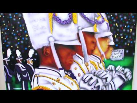 Tribute to Morris Brown College - Band Song (IN HD)
