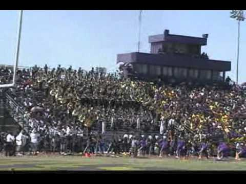 "Prairie View- ""Dance No Mo"" vs. LU 2010"