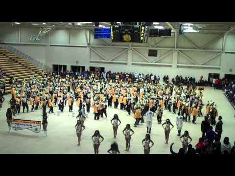 UAPB - HARD IN THE PAINT 2010