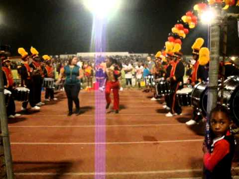 Dominguez High School Homecoming 2010-2011 Tunnel Part 2