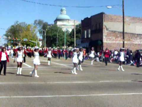 Provine High School at Jackson State University Homecoming Parade 2010