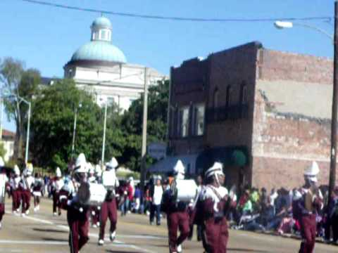 Lanier High School at Jackson State University Homecoming Parade