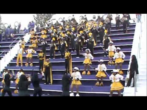 SHABAZZ HS MARCHING BAND