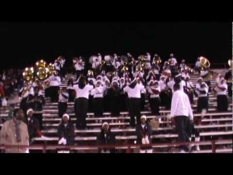 Pine Bluff High vs Jacksonville 2010