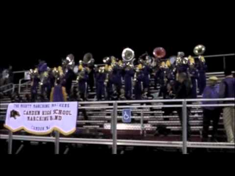 CAMDEN HIGH SCHOOL BAND - WAR