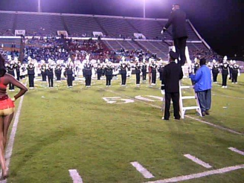 MVSU at Battle of the Bands 2009