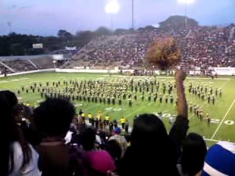 Tuskegee Band gettin HOE'd